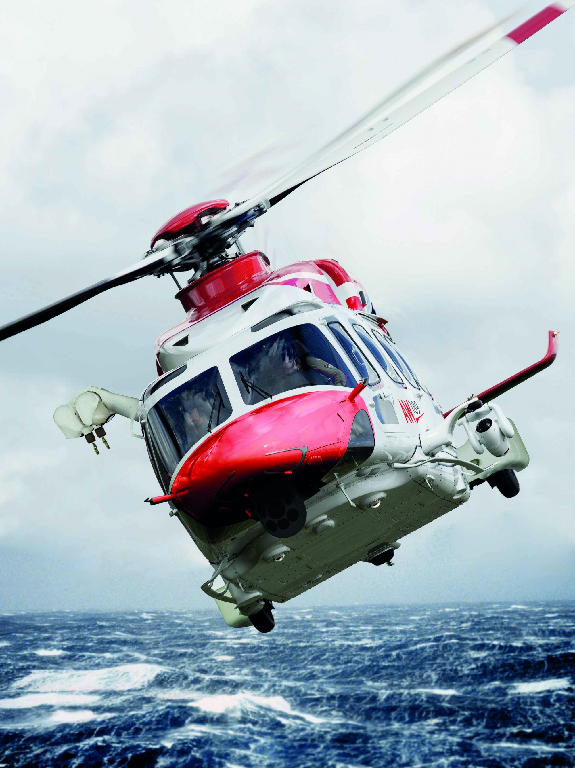 AgustaWestland Cool On Development Of 105t Helicopter