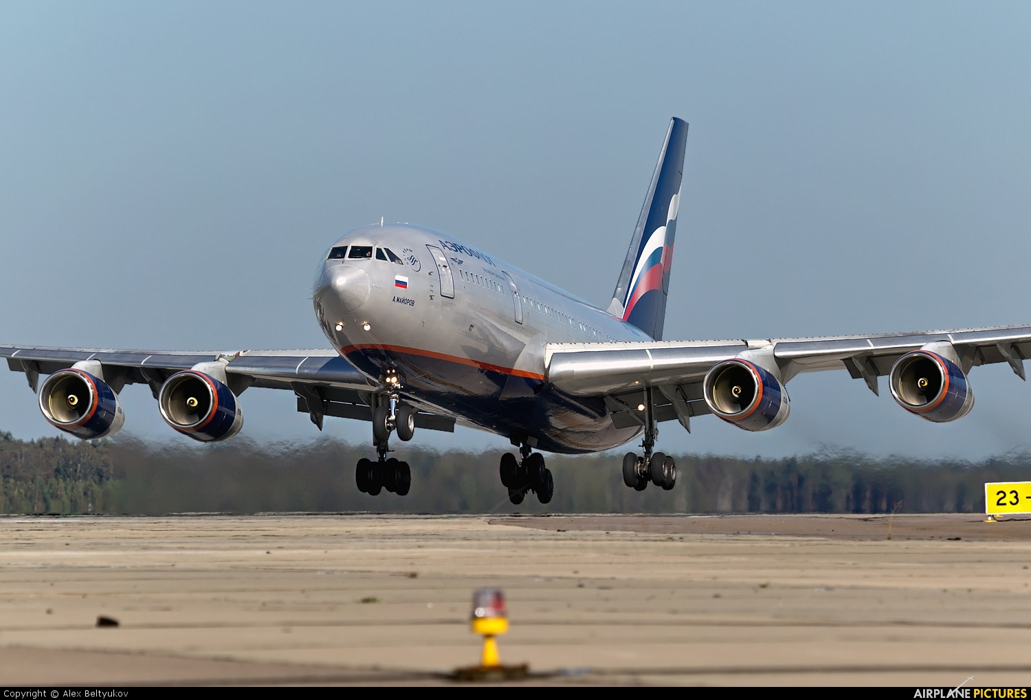 Russia To Resume Mass Production Of Il 96 Aircraft Russia Plans To Resume
