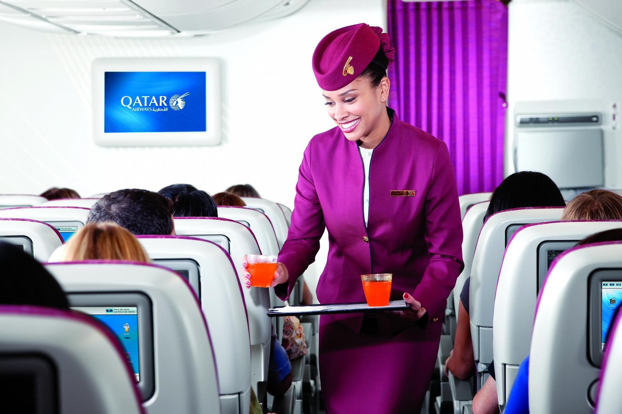 Qatar Airways reveals customer experience trends at future travel ...
