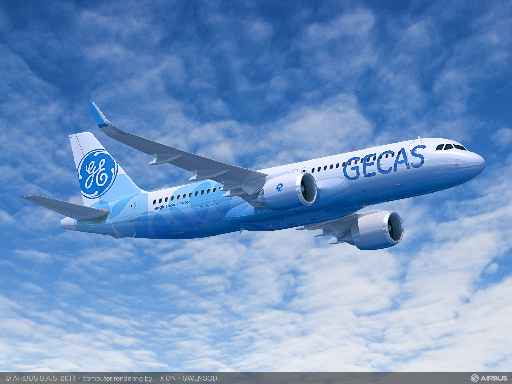 Ge capital aviation services and virgin america sign lease for Avion air transat interieur