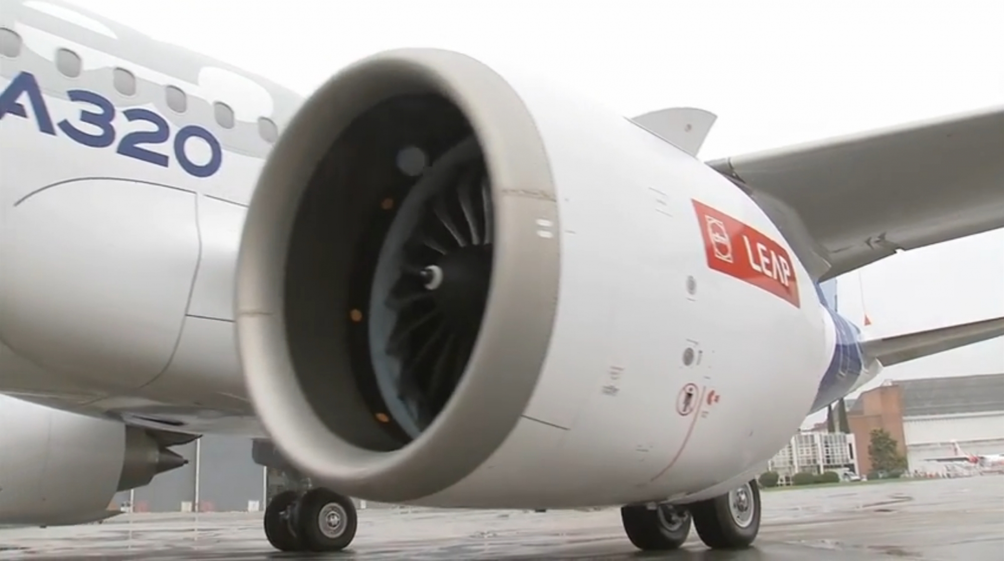 A320neo With Cfm Leap 1a Engines Receives Joint Easa Faa