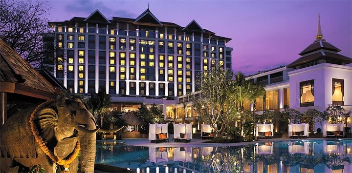 Air partner to partner with shangri la hotels and resorts for Five star hotels around the world
