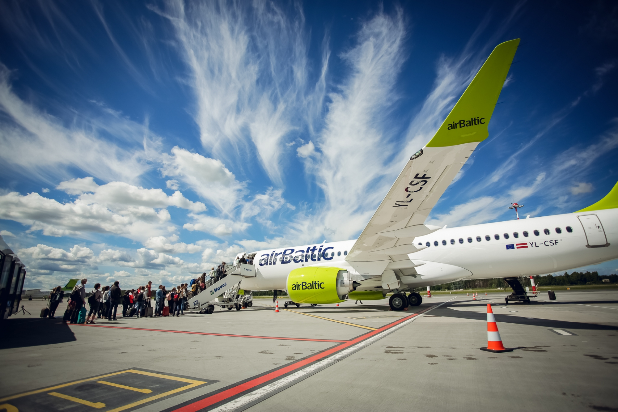 Image result for airbaltic cs300