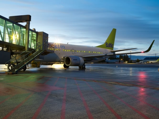 airBaltic Online Check-in Extended to Five Days  Latvian airline