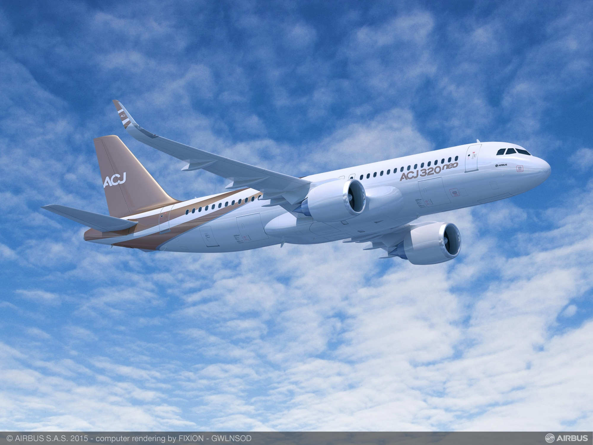 Airbus Corporate Jets Wins New ACJ320neo Order Airbus
