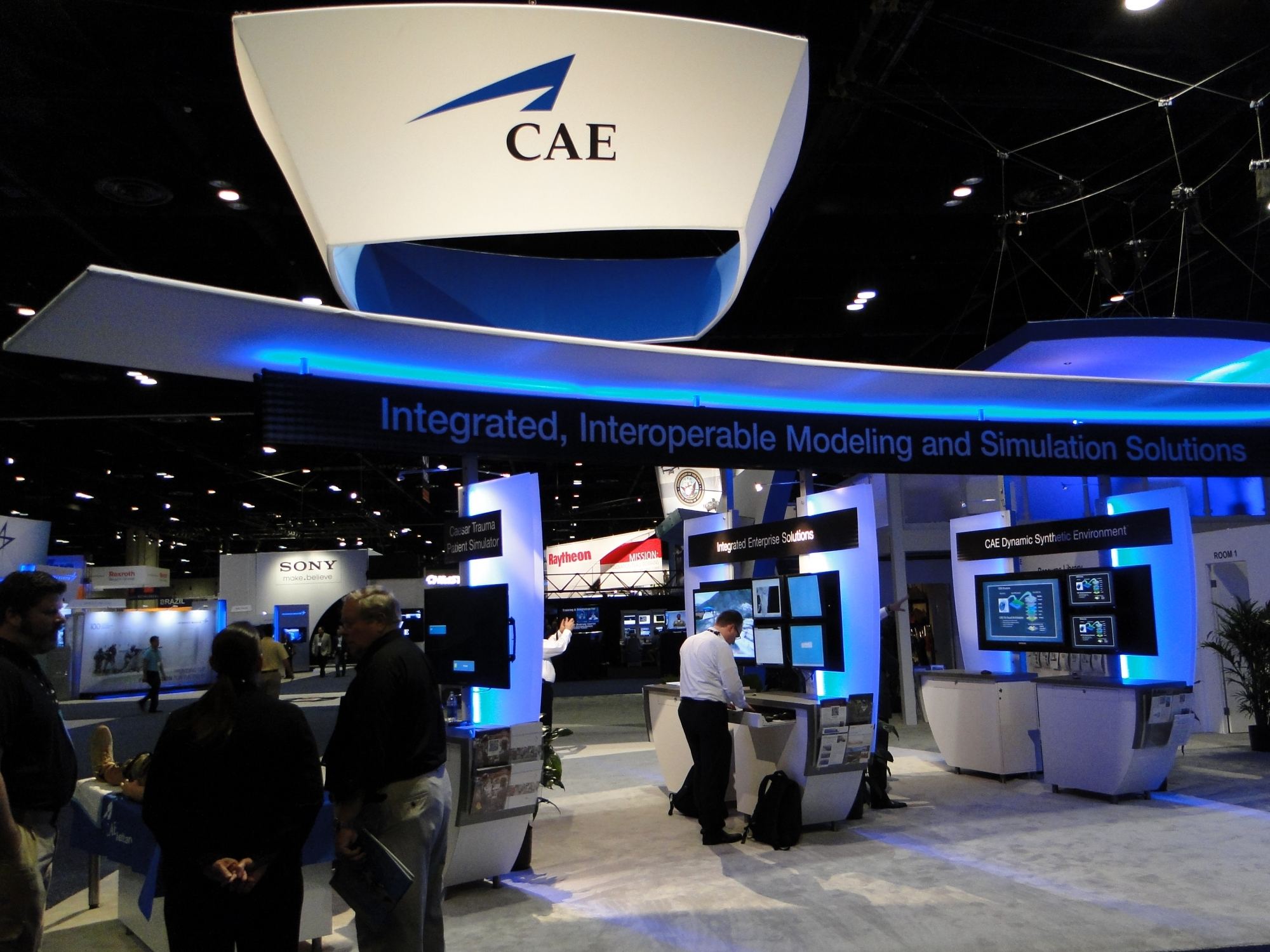 da12571b89a CAE awarded commercial aviation training solution contracts valued at more  than C$100 million