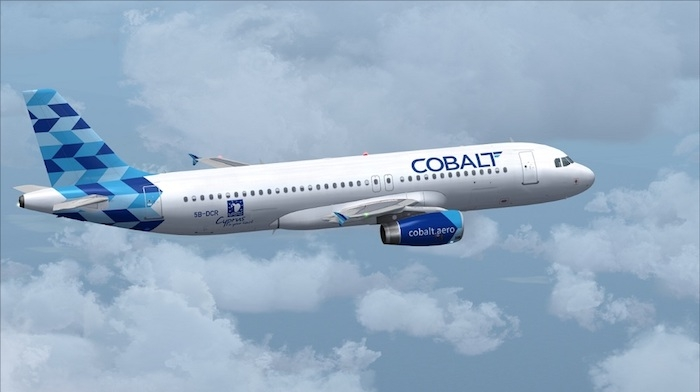 Cobalt Air Agrees Interline Agreement With Etihad Airways Cyprus Rsquo