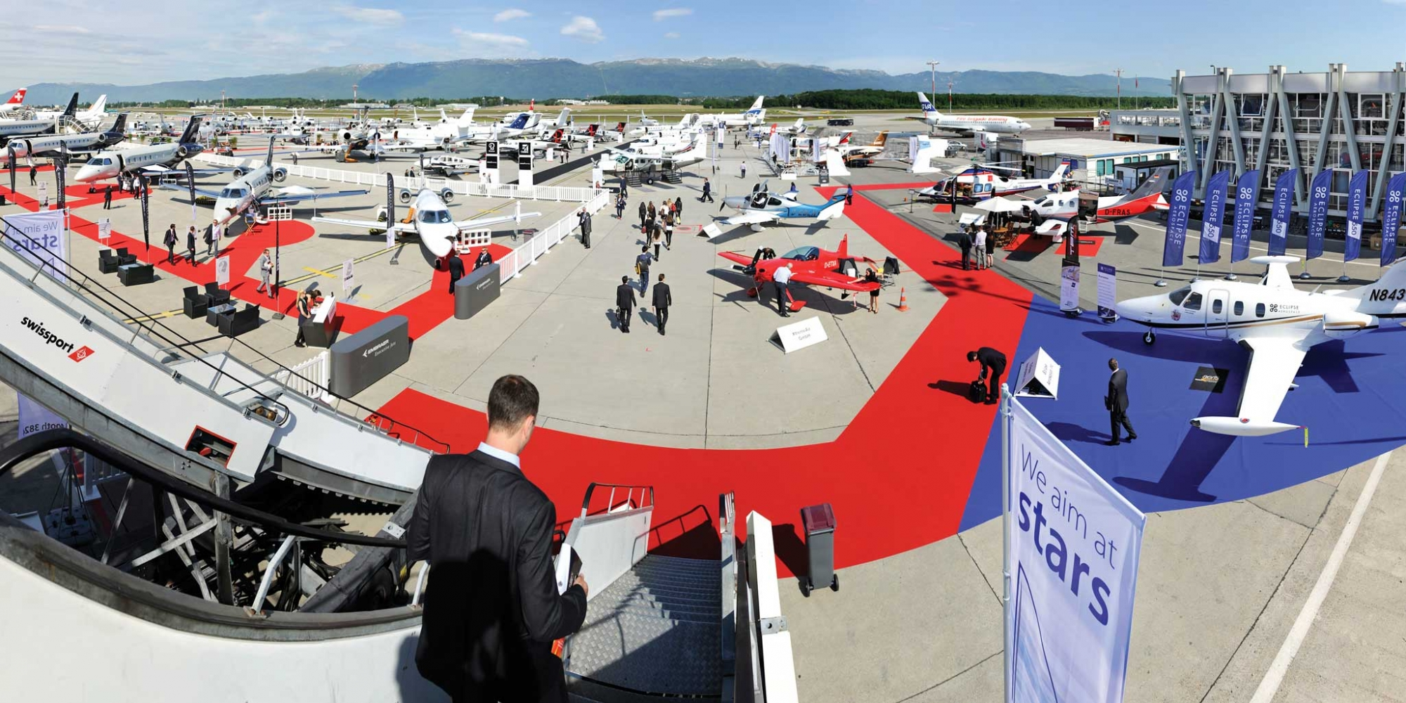 Europe's biggest business aviation event to continue at ...