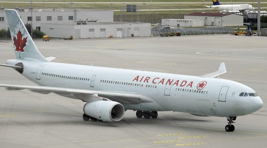 Flight that sucked': Air Canada plane abruptly drops 25,000 feet