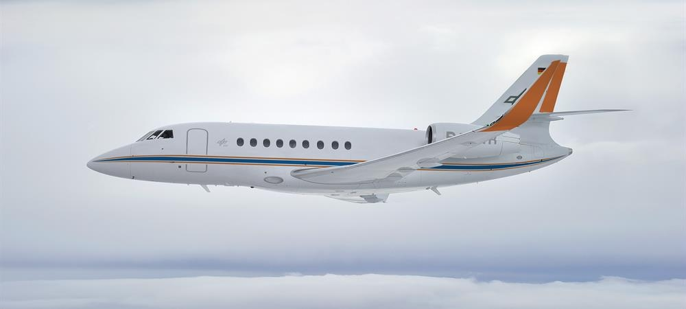 German Aerospace Center DLR purchases Dassault Falcon ...