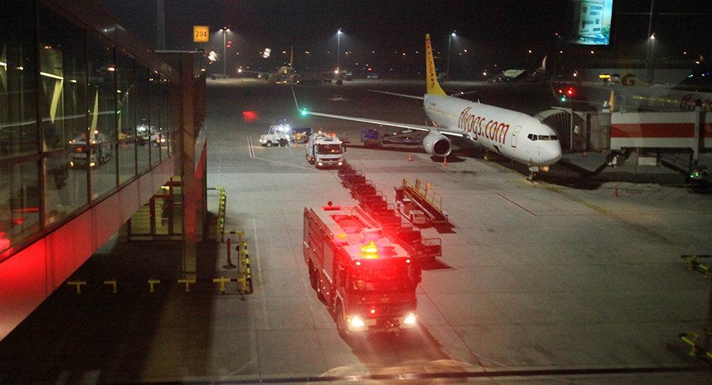 Explosion Istanbul Flughafen