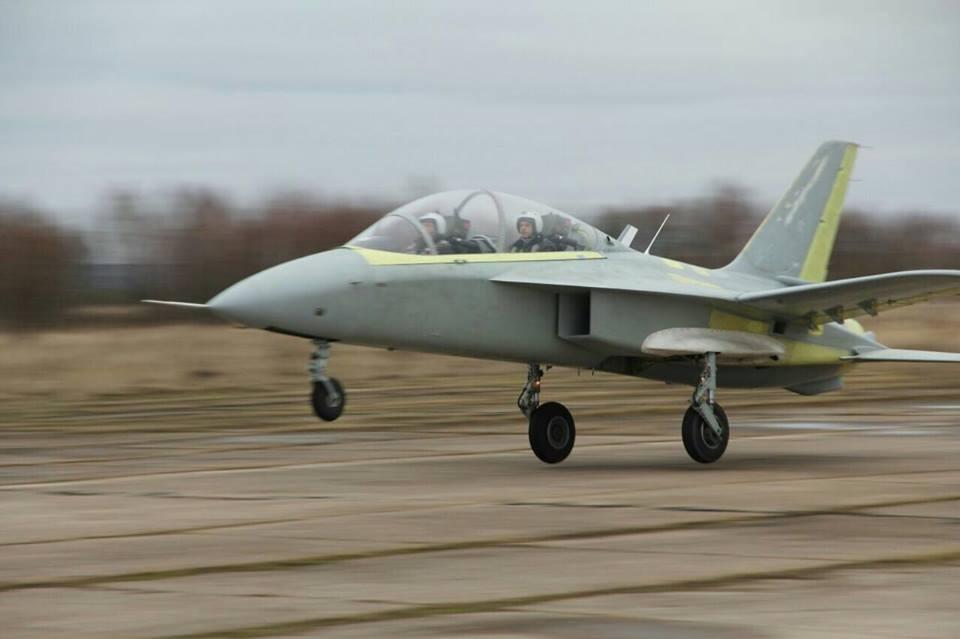 Picture Of Leonardo Alenia Aerchi M 345 Advanced Jet Trainer Light
