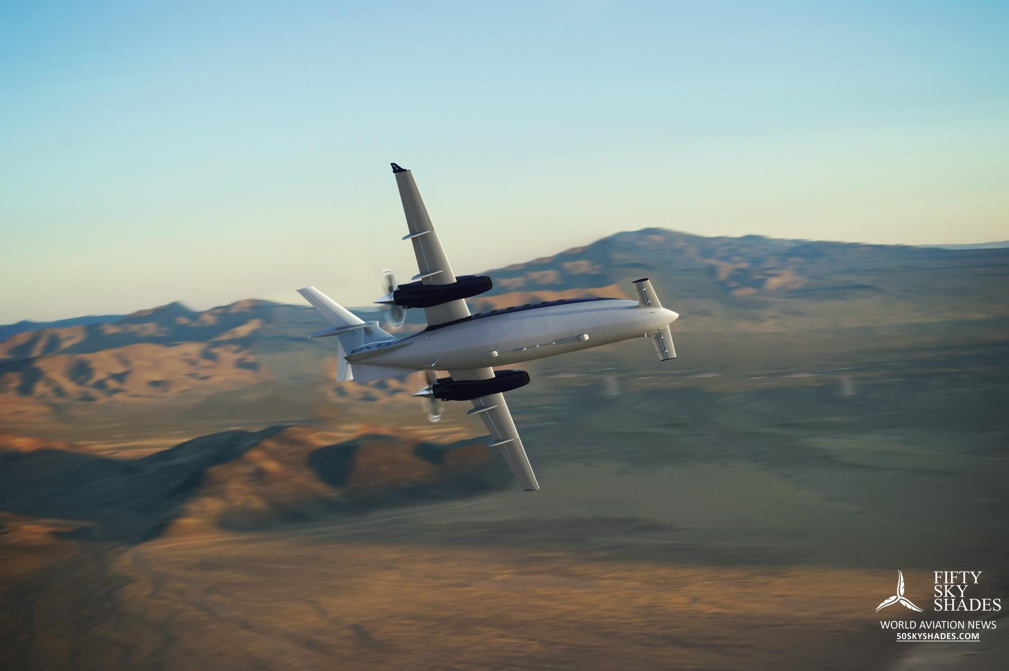 piaggio aerospace names airflite as exclusive sales representative