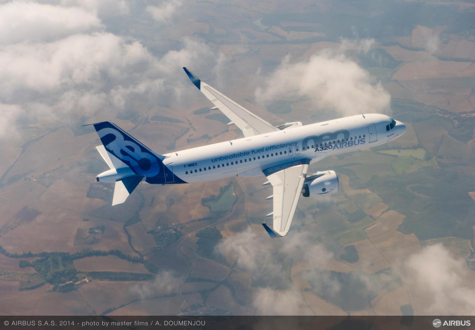 pratt whitney purepower engines complete first a321neo flight pratt