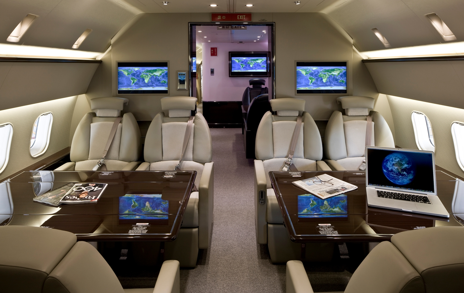 Royal Jet Sets New Benchmark With Latest Boeing Business Jet Delivery