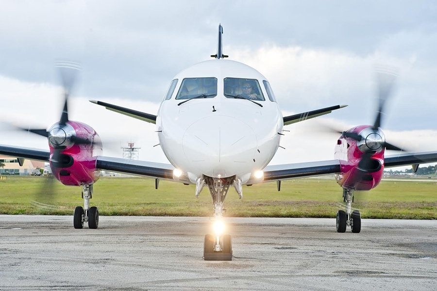 Saab Signs Pep Agreement With Silver Airways Defense And Security