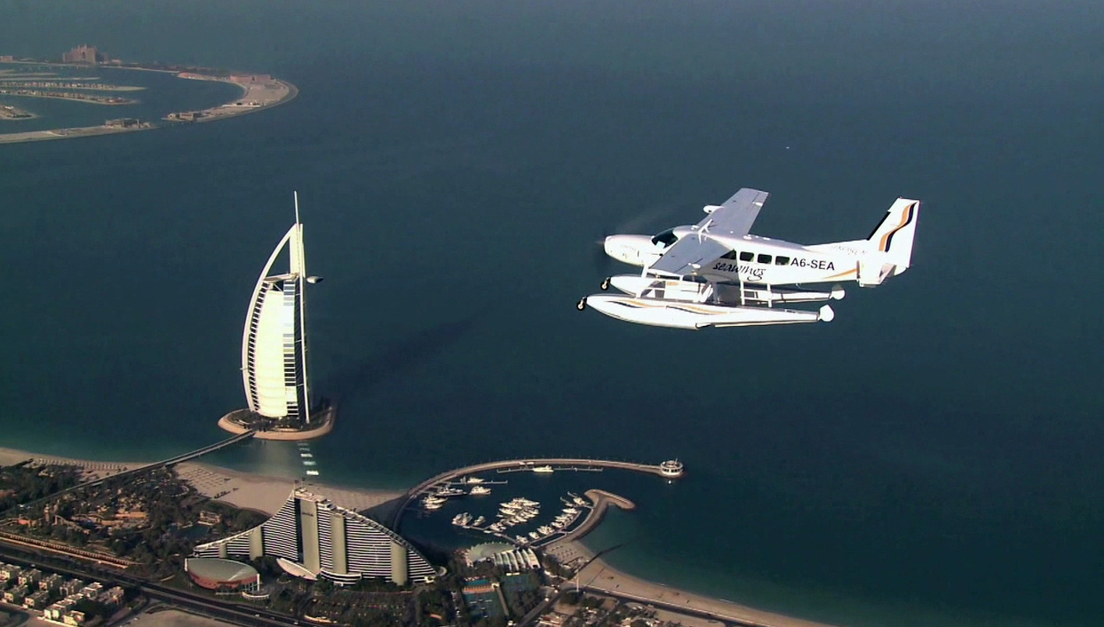 Seawings launches Air Cruise Holidays in UAE and Oman. Seawings only ...