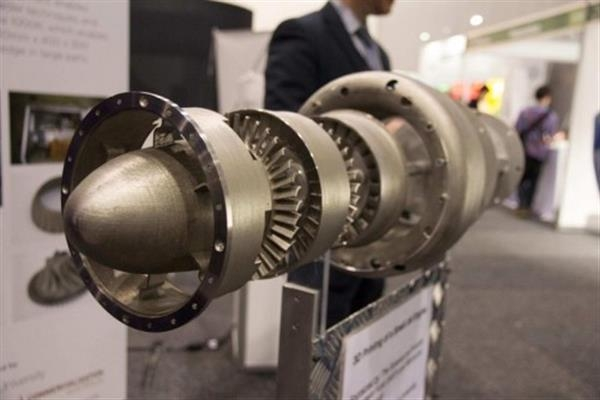 3d Aerospace Parts : Team behind world s first d printed jet engine to print