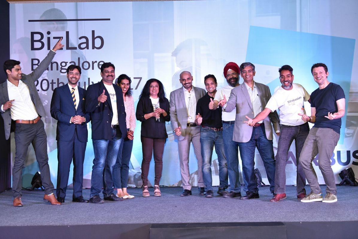 Transformative ideas showcased at Airbus Bizlab Bengaluru. Season two