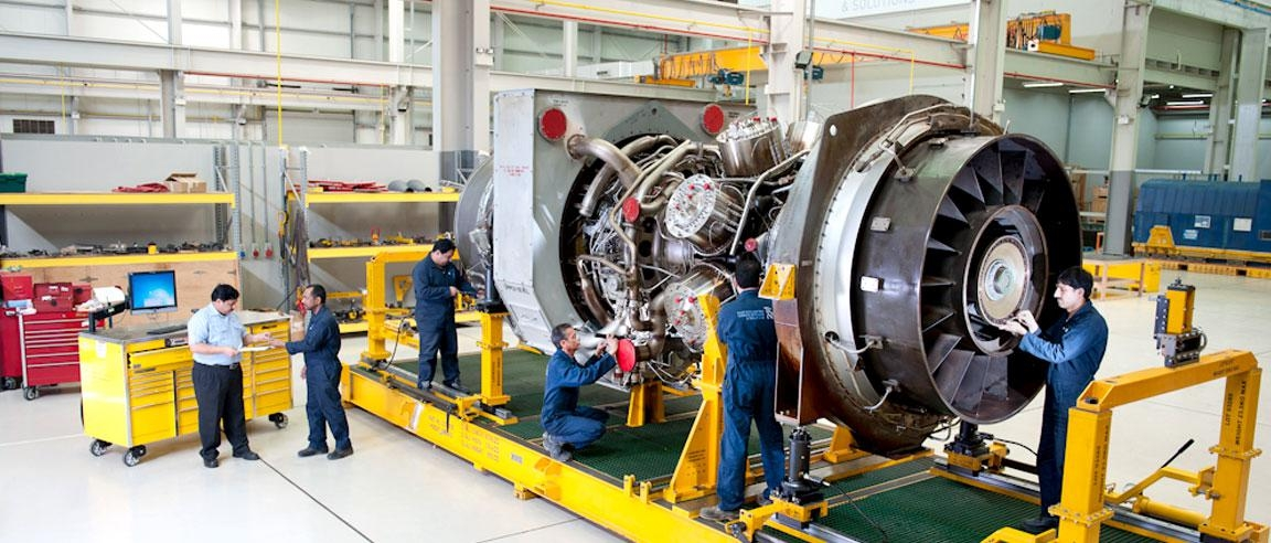 turbine services solutions signs exclusive repair