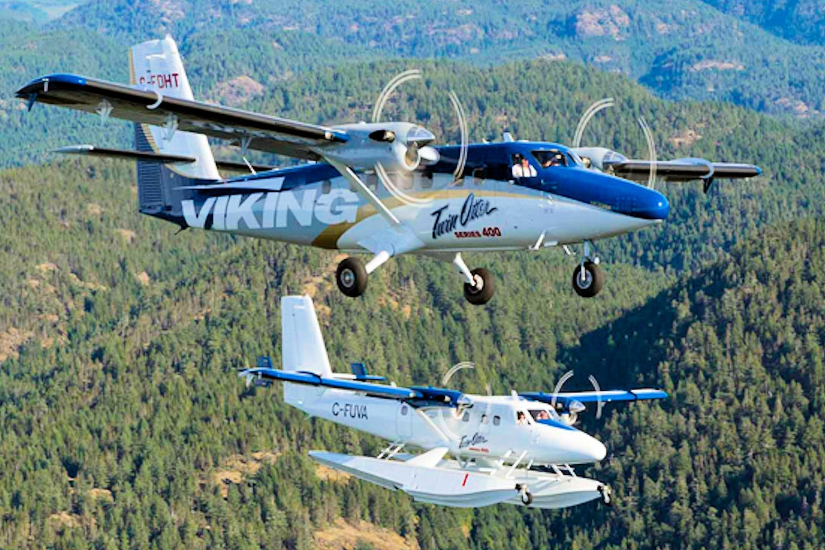 Viking Signs Twin Otter Series 400 Multiple Aircraft Purchase