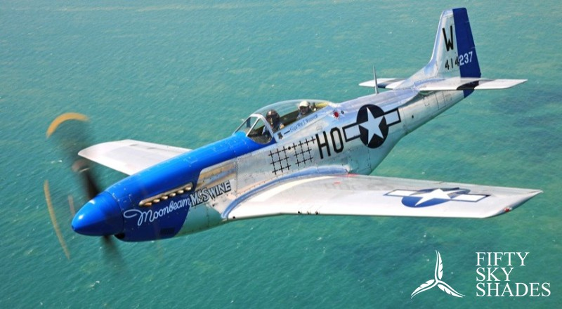 North American P51D